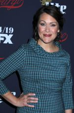AMBER NASH at FX Network 2017 All-star Upfront in New York 04/06/2017