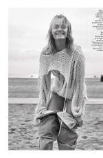 AMBER VALLETTA in Vogue Magazine, UK May 2017