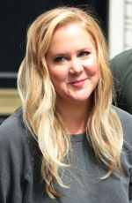 AMY SCHUMER Out and About in London 04/27/2017