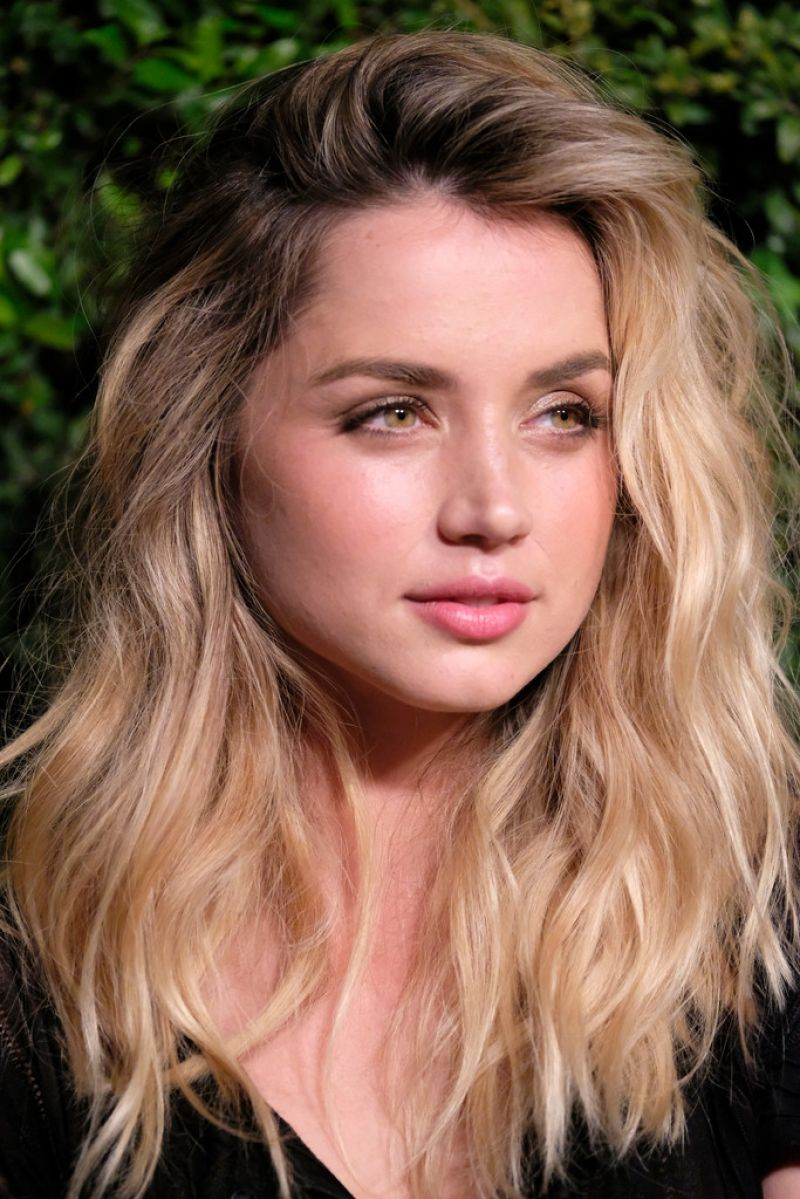 Ana De Armas At Chanel S Gabrielle Bag Celebration In