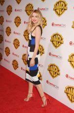 ANA DE ARMAS at Cinemacon Warner Bros. Pictures Presentation in Las Vegas 03/29/2017