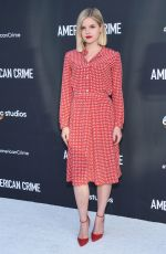ANA MULVOY TEN at American Crime Screening in Los Angeles 04/29/2017