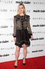 ANA MULVOY-TEN at Marie Claire Celebrates Fresh Faces in Los Angeles 04/21/2017