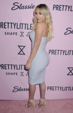 ANASTASIA KARANIKOLAOU at Pretty Little Thing Shape x Stassie Launch Party in Hollywood 04/11/2017