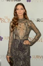 ANGELA SARAFYAN at The Promise Screening in New York 04/18/2017