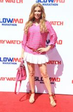ANGELICA BRIDGES at Baywatch Casts Hosts Slomo Marathon in Los Angeles 04/22/2017