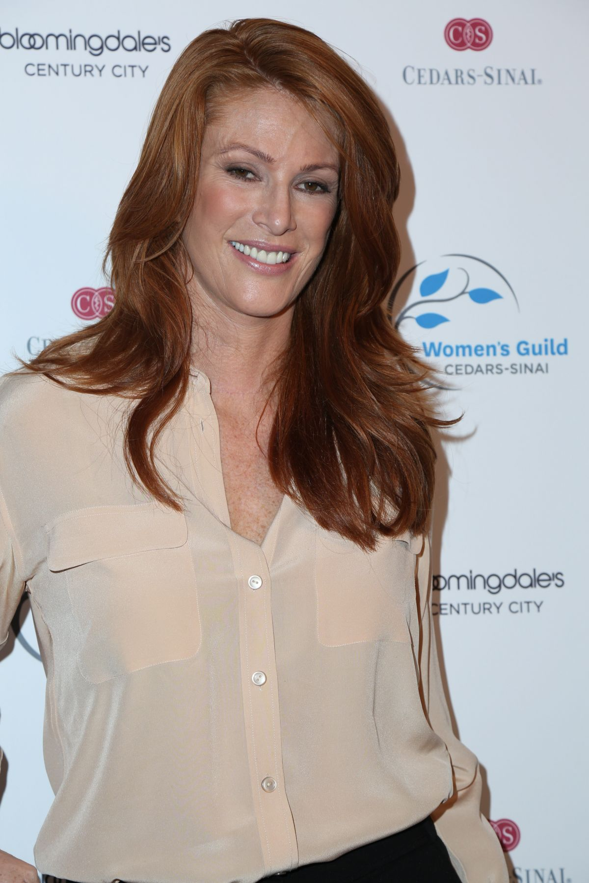 ANGIE EVERHART at Hollywood Beauty Awards in Los Angeles