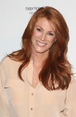 ANGIE EVERHART at Women's Guild Cedars-Sinai Annual Spring Luncheon in Los Angeles 04/20/2017