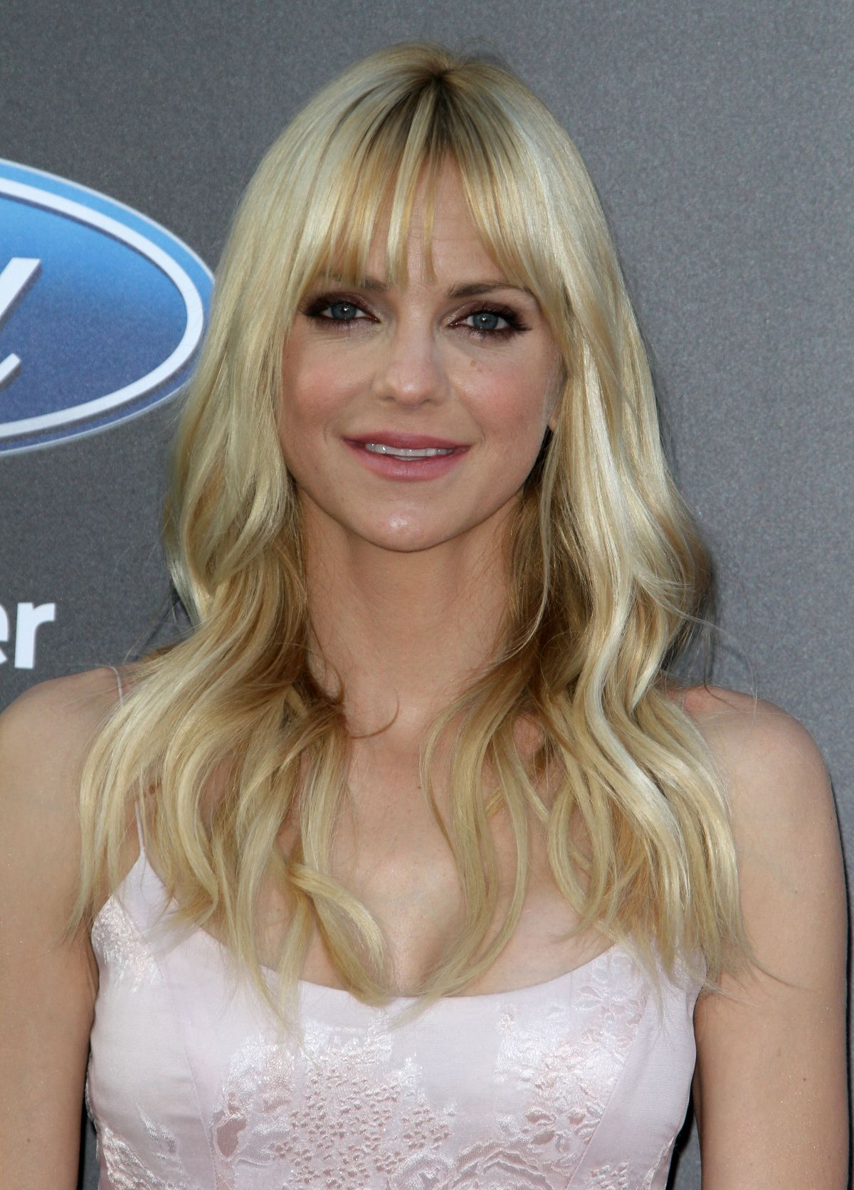 ANNA FARIS at Guardian...
