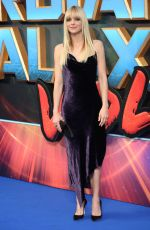 ANNA FARIS at Guardians of the Galaxy Vol. 2 Premiere in London 04/24/2017