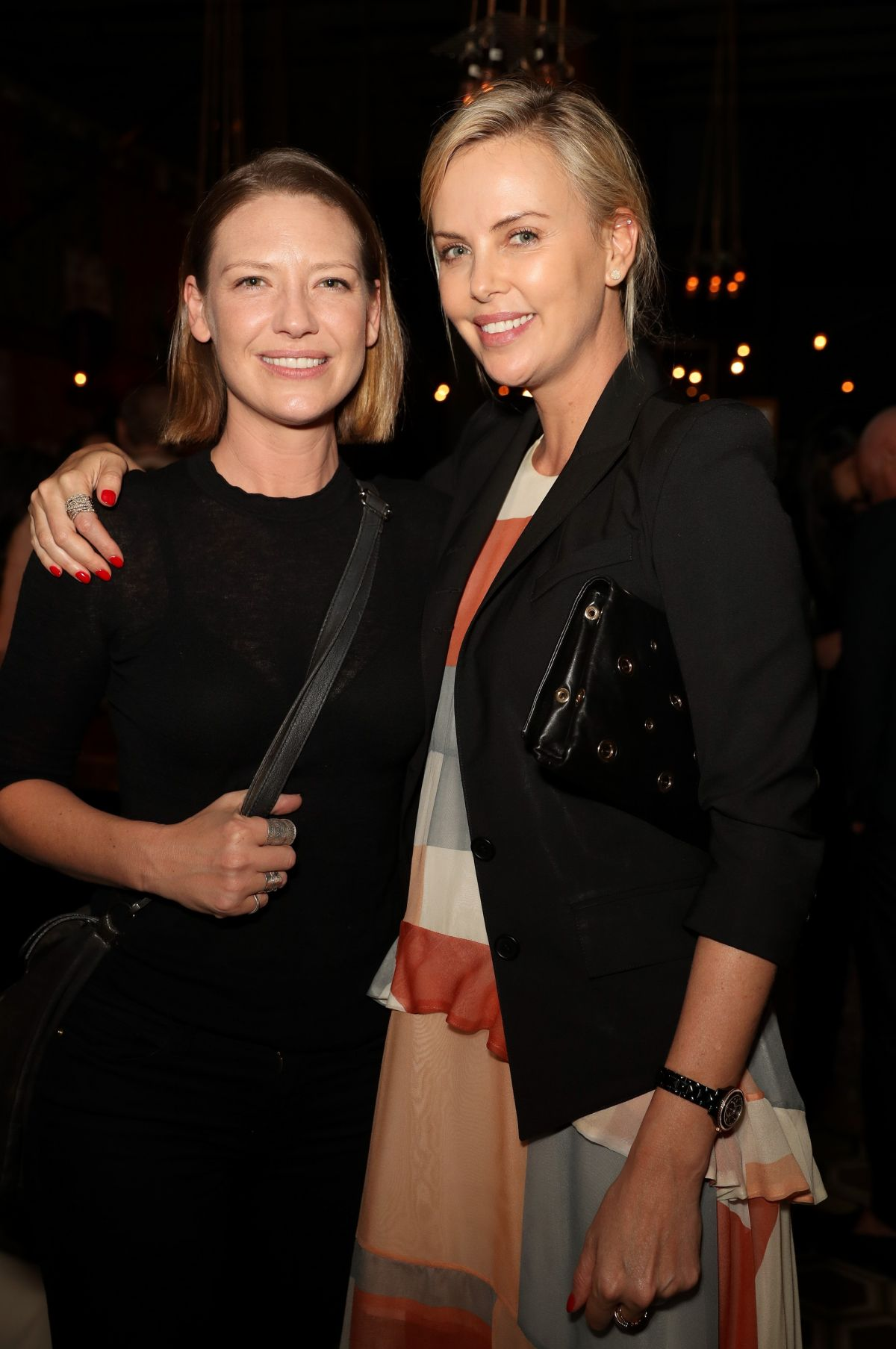 ANNA TORV at Shelter for All Campaign Event in Los Angeles