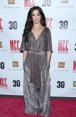ANNA VILLAFANE at Miscat 2017 Gala in New York 04/03/2017