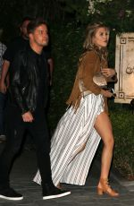 ANNALYNNE MCCORD Arrives at Sunset Tower Hotel in Los Angeles 04/19/2017