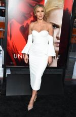 ARIANA MADIX at Unforgettable Premiere in Los Angeles 04/18/2017