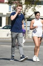 ARIEL WINTER Out and About in Sherman Oaks 04/04/2017