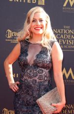 ASHLEE MACROPOULOS at 44th Annual Daytime Creative Arts Emmy Awards in Pasadena 04/28/2017