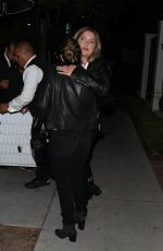 ASHLEY BENSON at Gracias Madre in West Hollywood 04/13/2017