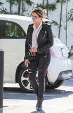 ASHLEY BENSON Out and About in Los Angeles 03/31/2017