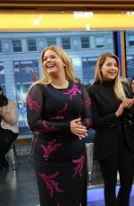 ASHLEY BENSON, SHAY MITCHELL, SASHA PIETERSE, TROIAN BELLISARIO and LUCY HALE at Good Morning America 04/18/2017