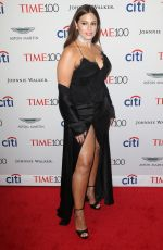 ASHLEY GRAHAM at 2017 Time 100 Gala in New York 04/25/2017