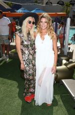ASHLEY GREENE at Toast to Summer at Hard Rock Hotel in Palm Springs 04/15/2017