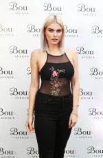 ASHLEY JAMES at Boux Avenue Spring/Summer 2017 Launch in London 04/26/2017