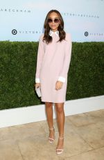 ASHLEY MADEKWE at Victoria Beckham for Target Garden Party in Los Angeles 04/01/2017