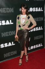 KATIE ASELTON at Colossal Premiere in Hollywood 04/04/2017