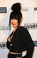 BAI LING at Hollywood Comedy Shorts Film Festival 04/15/2017