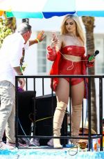 BEBE REXHA at Miami Beach Gay Pride 04/09/2017