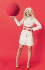 BEBE REXHA in Hello Fashion Magazine, May 2017
