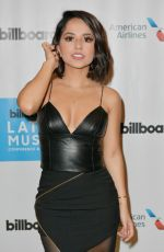 BECKY G at Billboard Latin Conference 2017 in Miami 04/26/2017