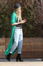 BEHATI PRINSLOO at Rosie Huntington-Whiteley