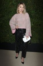 BELLA HEATHCOTE at Chanel's Gabrielle Bag Celebration in Santa Monica 04/06/2017