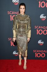 BELLAMY YOUNG at Scandal 100th Episode Celebration in Los Angeles 04/08/2017