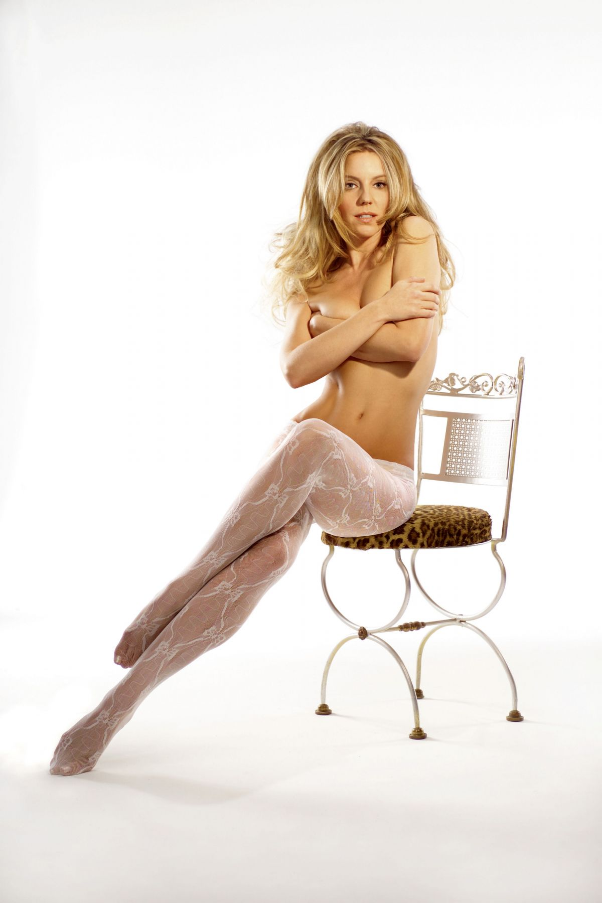 Best from the Past - ANDREA PARKER for Razor Magazine