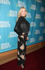 BETSY WOLFE at Speech & Debate Premiere in New York 04/02/2017