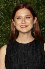 BONNIE WRIGHT at Chanel Artists Dinner at Tribeca Film Festival in New York 04/24/2017
