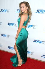BREC BASSINGER at JDRF Imagine Gala in Los Angeles 04/22/2017