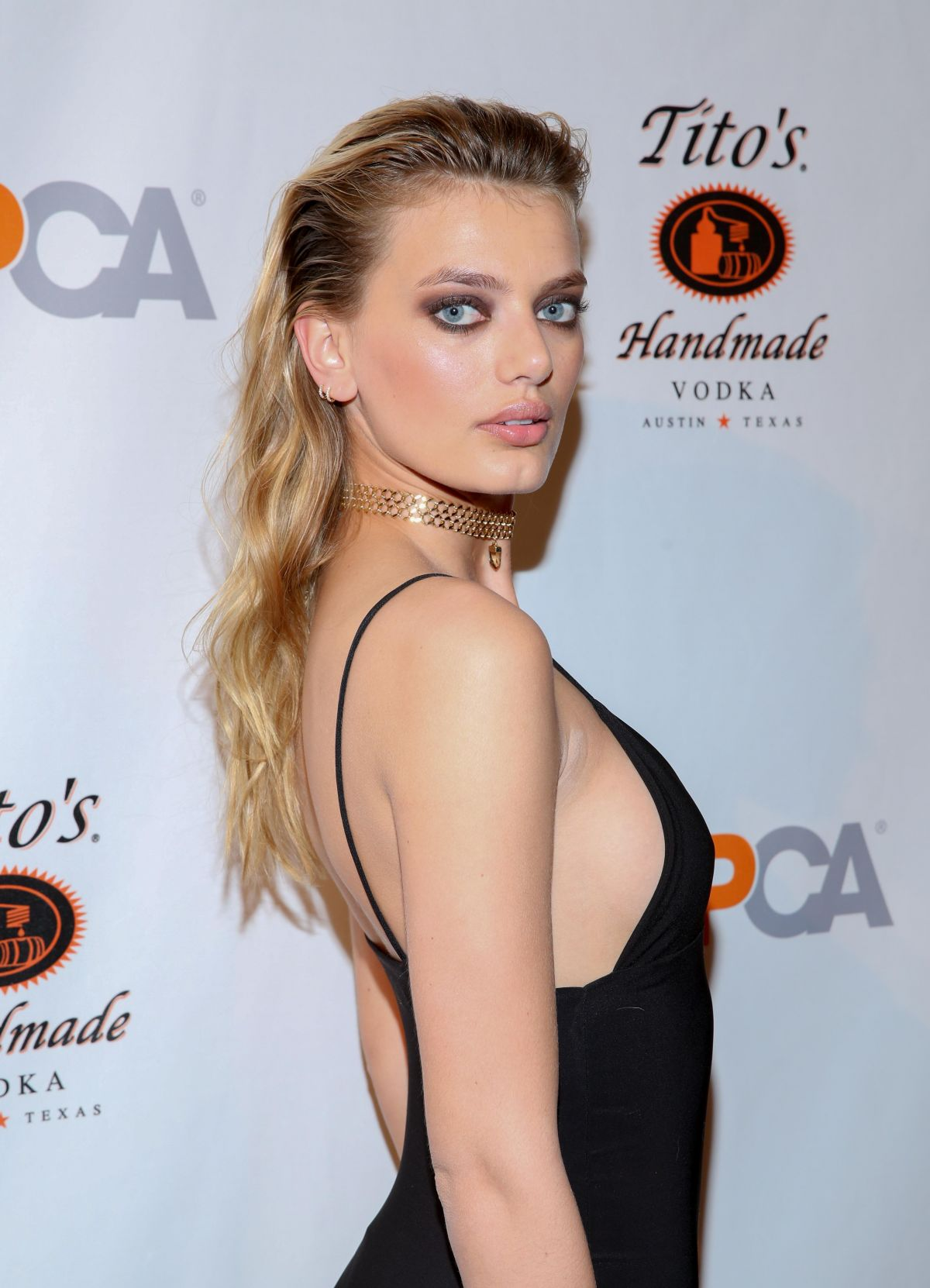BREGJE HEINEN at ASPCA 20th Annual Bergh Ball in New York 04/20/2017