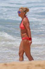 BRITNEY SPEARS in Bikini at a Beach in Hawaii 04/`3/2017