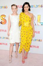 BRITT ROBERTSON at Girlboss Premiere in Hollywood 04/17/2017