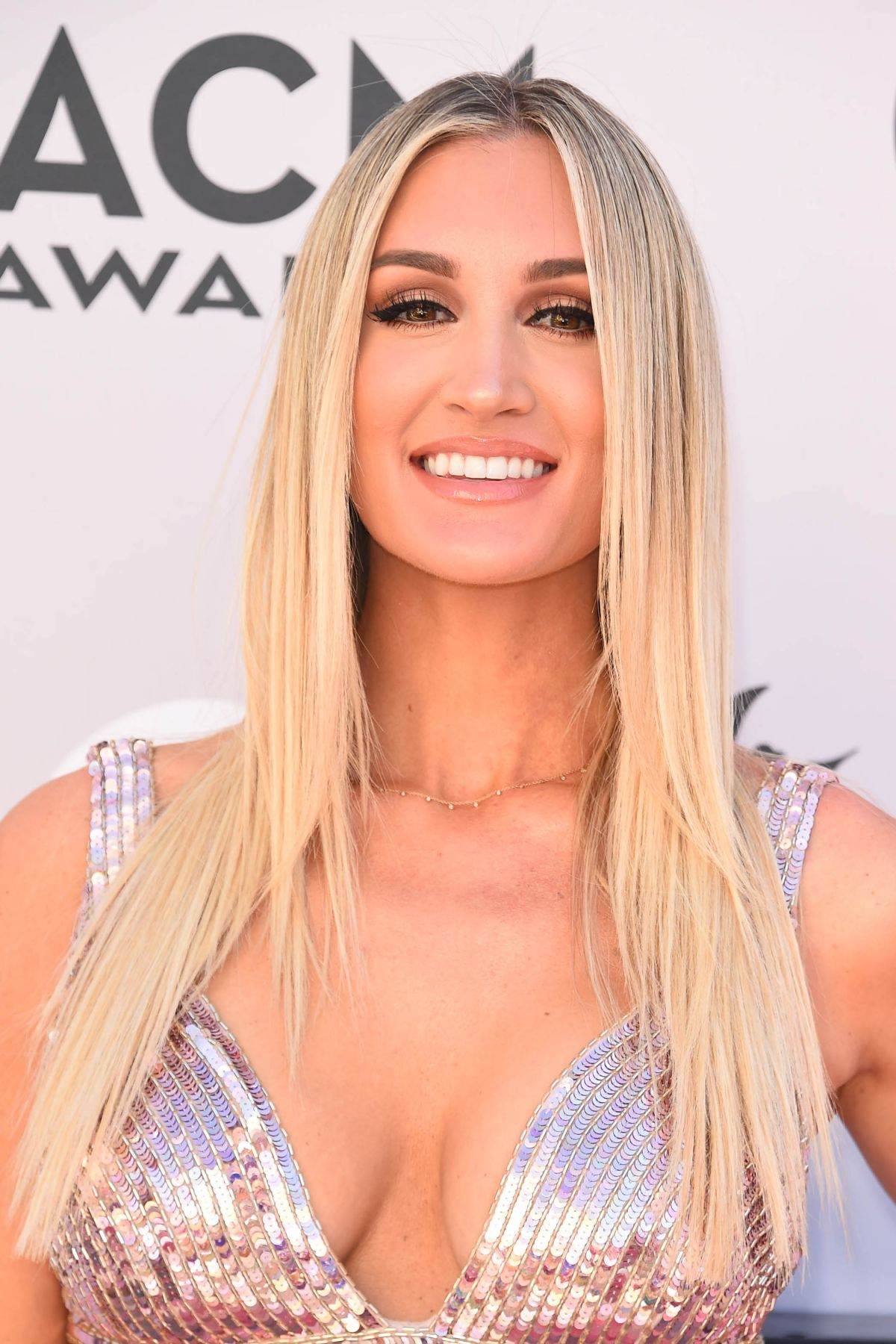 BRITTANY KERR at 2017 Academy of Country Music Awards in Las Vegas 04/02/2017