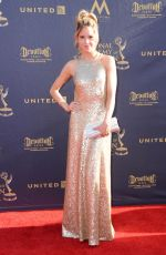 BRITTANY UNDERWOOD at 44th Annual Daytime Creative Arts Emmy Awards in Pasadena 04/28/2017
