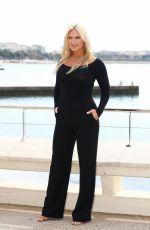BROOKE HOGAN at Fashion Hero Photocall at Miptv in Cannes 04/03/2017