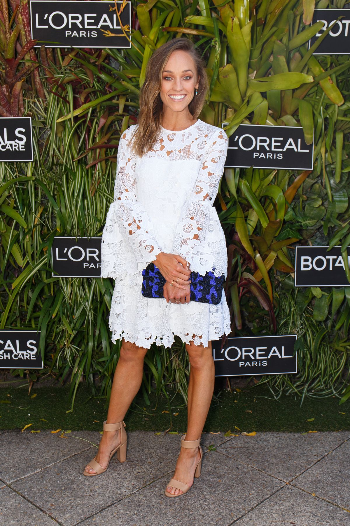 BROOKE LOCKETT at Botanicals Fresh Care Ambassador Launch in Sydney 04/19/2017