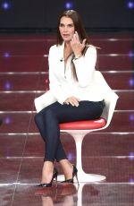 BROOKE SHIELD on the Set of I Migliori Anni TV Show in Rome 04/28/2017