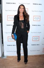 BROOKE SHIELDS  at 2017 Tribeca Ball in New York 04/03/2017