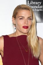 BUSY PHILIPPS at 9th Annual Young Literati Toast at Neuehouse Hollywood in Los Angeles 04/01/2017