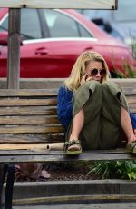 BUSY PHILIPPS on the Bench in Los Angeles 04/11/2017